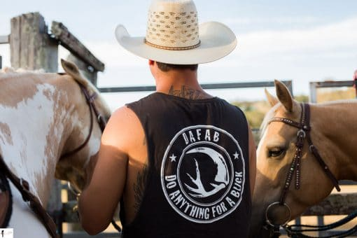 Outlaw Muscle T-Shirt 4